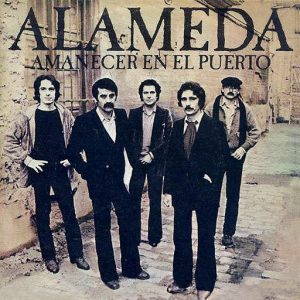 portada del disco Amanecer en el Puerto