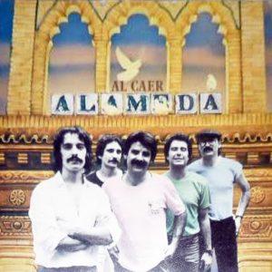 portada del disco Al Caer