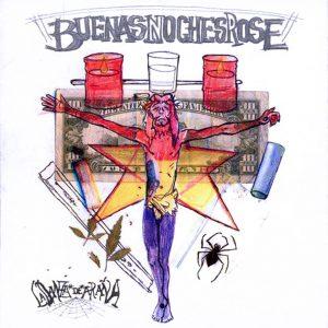portada del disco La Danza de Araña
