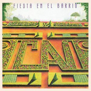 portada del disco Fiesta en el Barrio