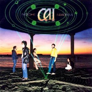 portada del disco Noche Abierta