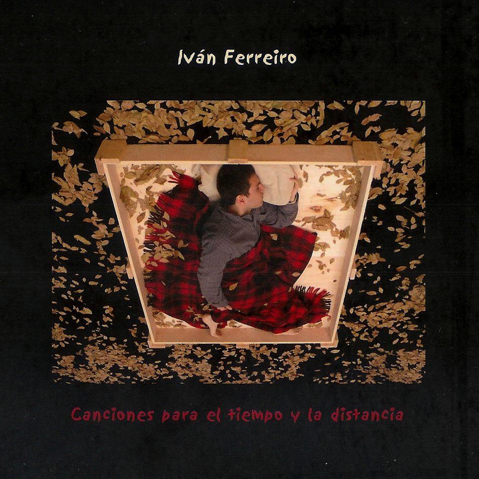 portada del album Canciones Para el Tiempo y la Distancia