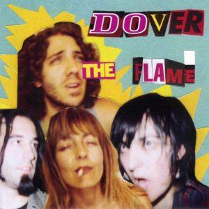 portada del disco The Flame