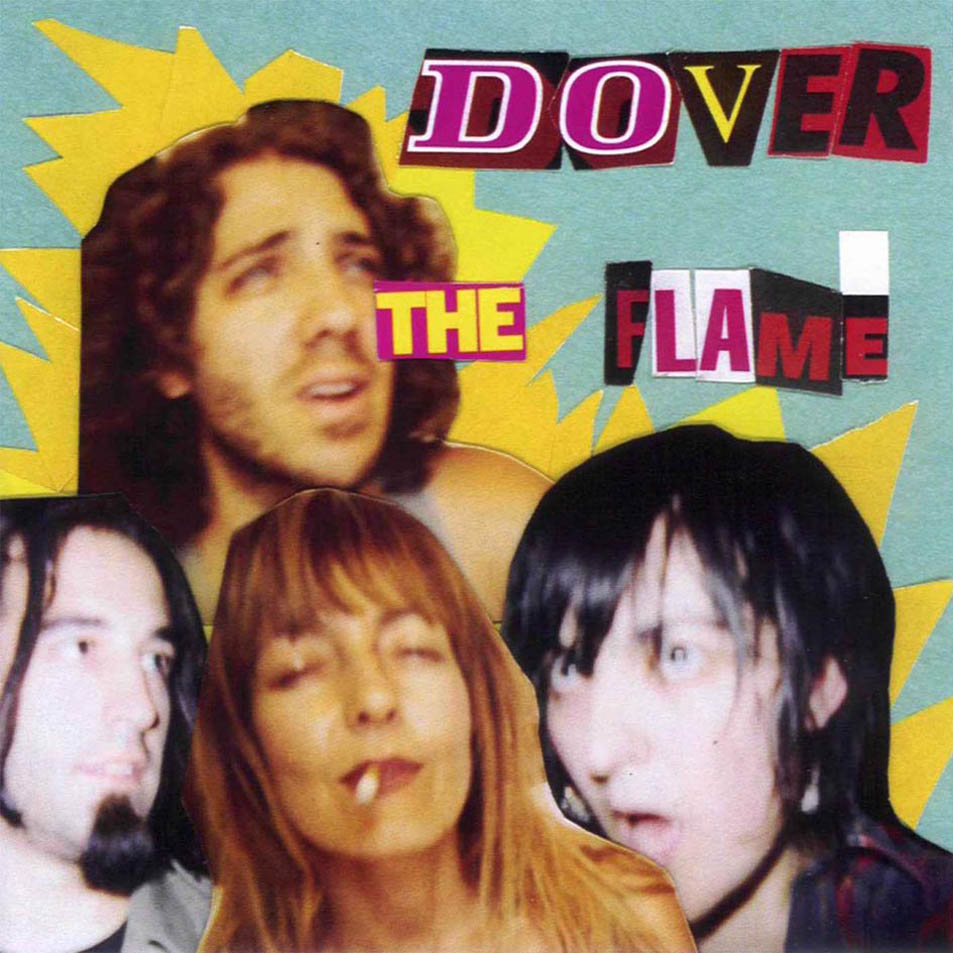 portada del album The Flame