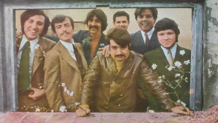 foto del grupo imagen del grupo Los Pekenikes