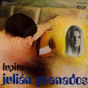 portada del disco Lupita