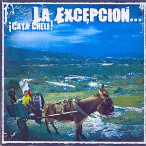 portada del album Cata Cheli