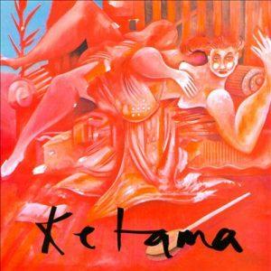 portada del disco Ketama