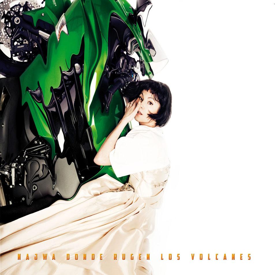 portada del album Donde Rugen los Volcanes