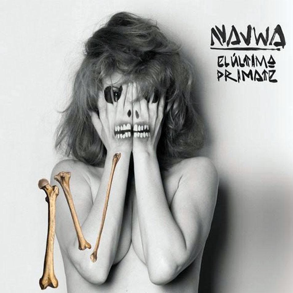 portada del album El Último Primate