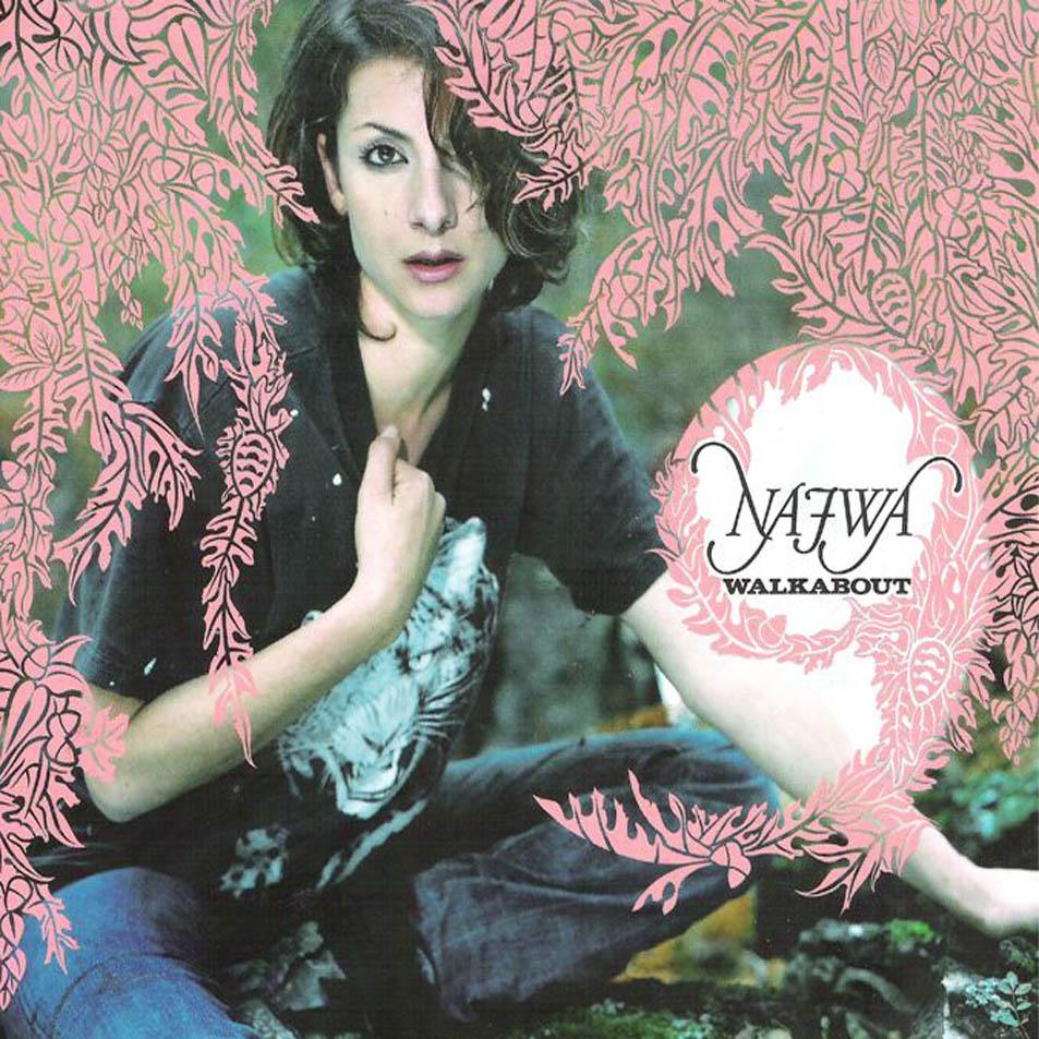 portada del album Walkabout
