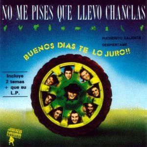 portada del disco Buenos Días Te lo Juro!!