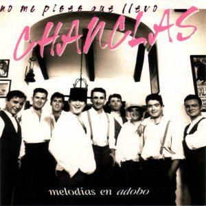 portada del disco Melodías en Adobo