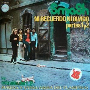 portada del disco Ni Recuerdo, Ni Olvido