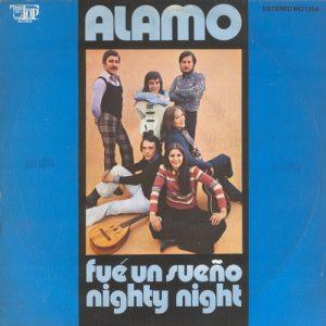 portada del disco Fue un Sueño / Nighty Night