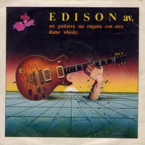 portada del disco Mi Guitarra me Engaña con Otro / Dame Whisky