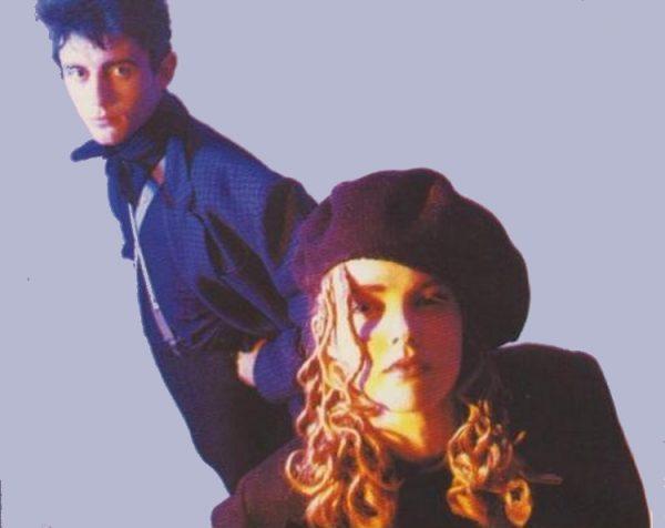 foto del grupo imagen del grupo Álex & Christina