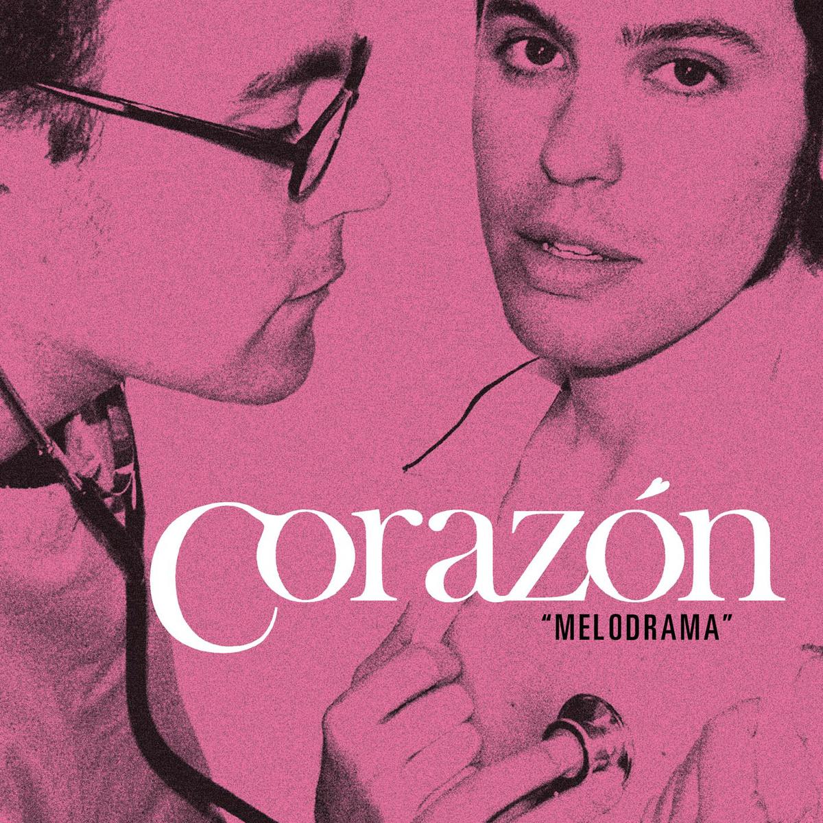 portada del album Melodrama
