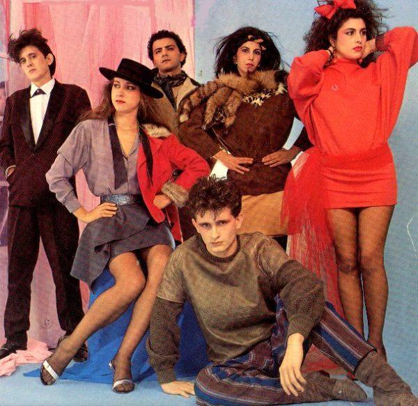 foto del grupo Betty Troupe