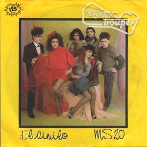 portada del disco El Vinilo / MS 20