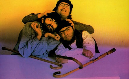 foto del grupo imagen del grupo La Charanga del Tío Honorio
