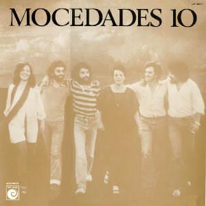 portada del disco Mocedades 10