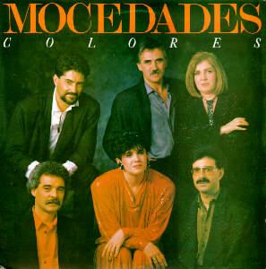 portada del disco Colores