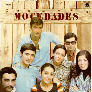 portada del disco Mocedades 3