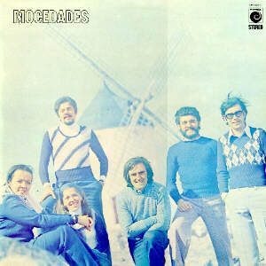 portada del disco Mocedades 4