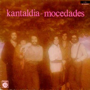 portada del disco Kantaldia