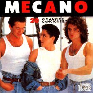 portada del disco 20 Grandes Canciones