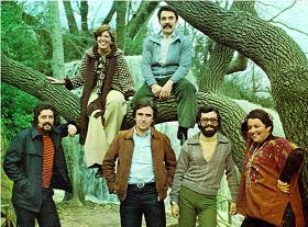 foto del grupo imagen del grupo Mocedades