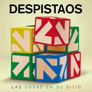 portada del disco Las Cosas en su Sitio