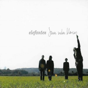 portada del disco Somos Nubes Blancas