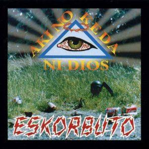 portada del disco Akí no Keda ni Dios