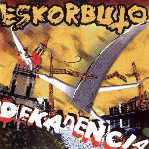 portada del disco Dekadencia