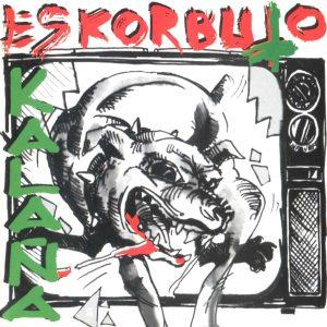 portada del disco Kalaña