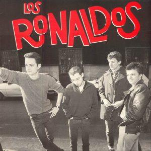 portada del disco Los Ronaldos