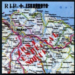portada del disco Zona Especial Norte (reedición)