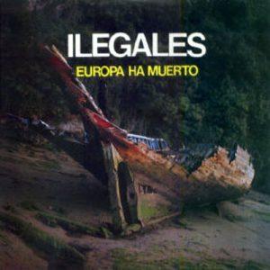portada del disco Europa ha Muerto