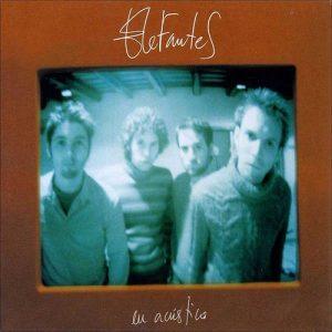 portada del disco Azul (en acústico)