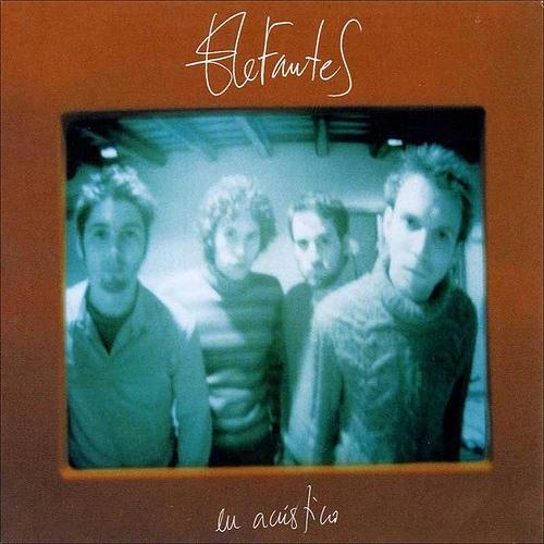 portada del album Azul (en acústico)