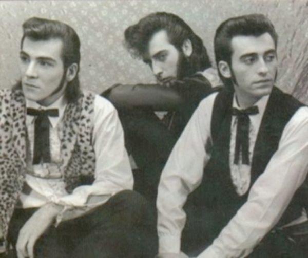 foto del grupo Los King Crueles