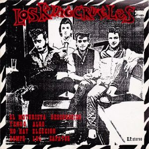 portada del disco Los King Crueles