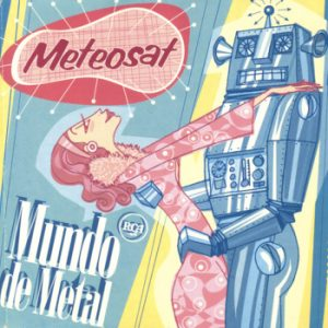 portada del disco Mundo de Metal