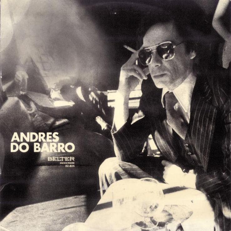 portada del album Andrés do Barro