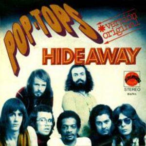 portada del disco Hideaway
