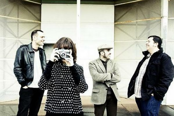 foto del grupo Montevideo
