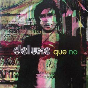 portada del disco Que no