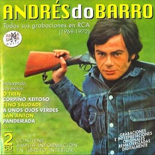 portada del album Todas Sus Grabaciones En RCA 1969-1972